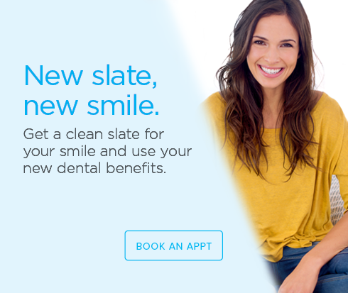 Monet Dental Group - New Year, New Dental Benefits
